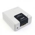 HDMI转VGA线带音频转换接头