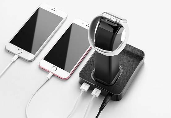 绿联Apple Watch磁力充电器