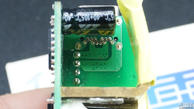 绿联usb type c PD快充评测拆解