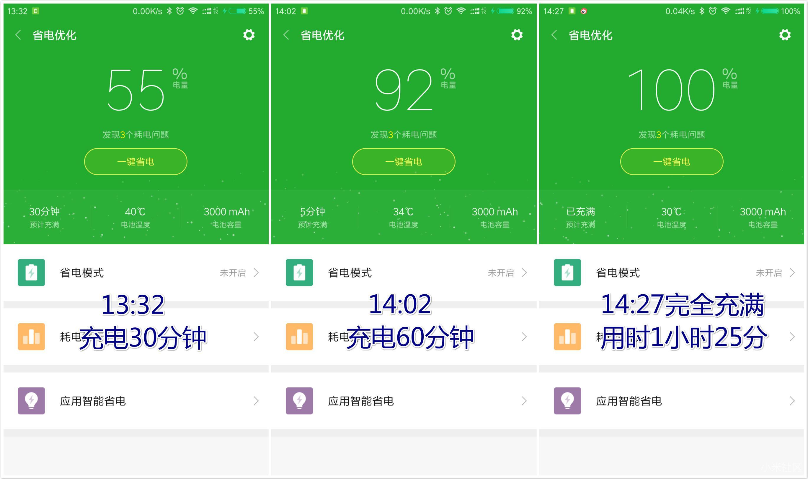 绿联QC3.0快充充电器测试44