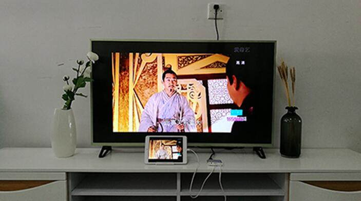 iPad连接电视
