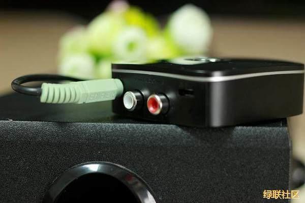 绿联蓝牙适配器,蓝牙接收器