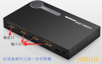 HDMI切换器是什么