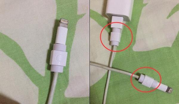 苹果数据线破皮的解救小妙招