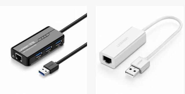 USB百兆网卡千兆网卡驱动下载