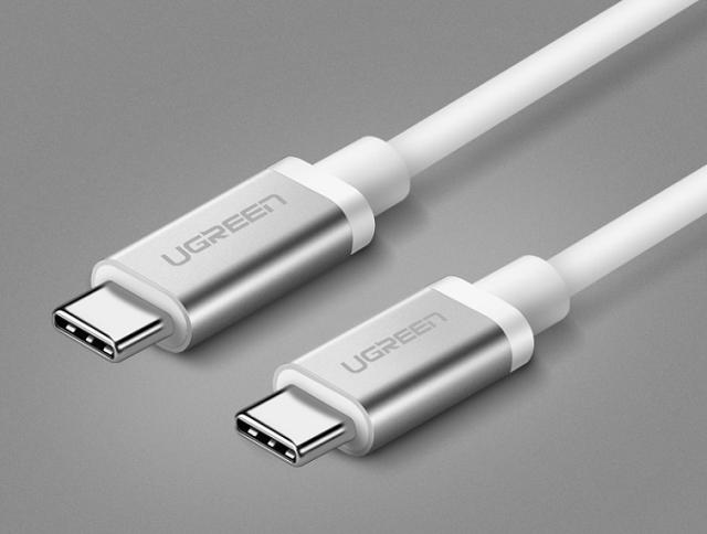 教你用绿联USB-C数据线实现两台苹果电脑文件快速转移