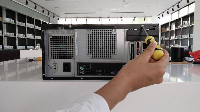 PCI-E网卡安装步骤