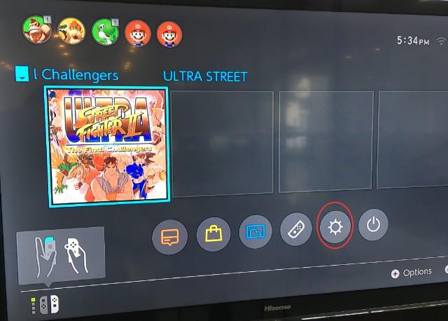 任天堂Switch接千兆网卡设置教程