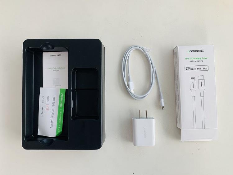 绿联PD快充套装简单开箱