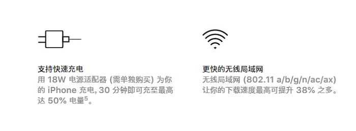 iPhone11与iPhonexs电池容量和充电速度对比