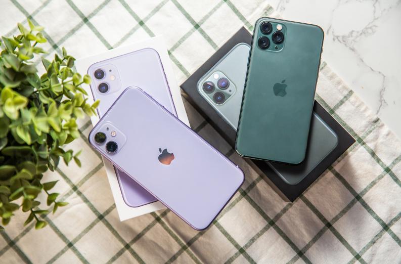 iPhone11 系列手机