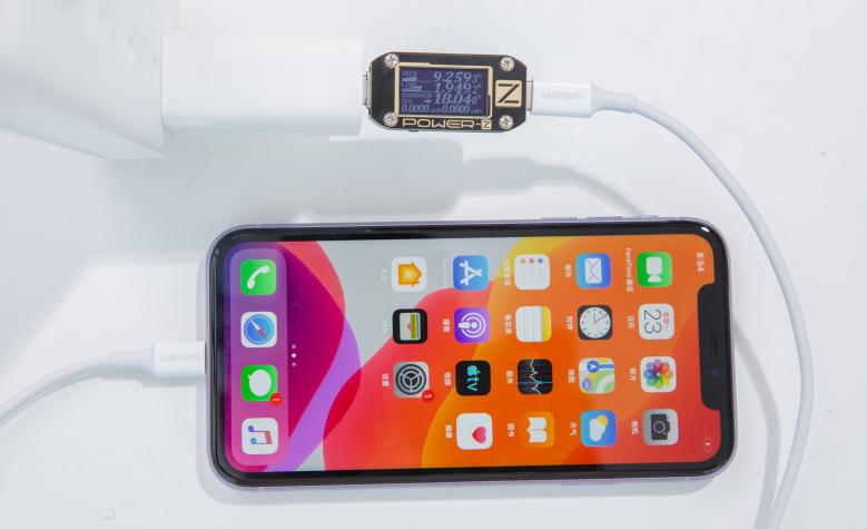 苹果11充电速度2
