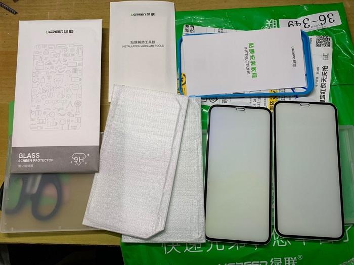 iPhone11钢化膜和iPhoneXR通用吗
